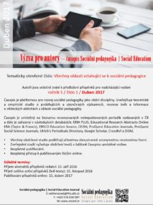 Call For Papers_Duben 2017